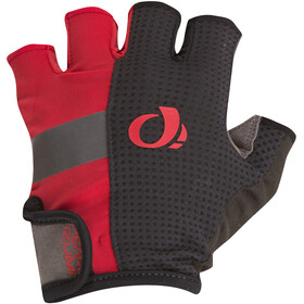 PEARL iZUMi Elite Gel Guantes Hombre, true red